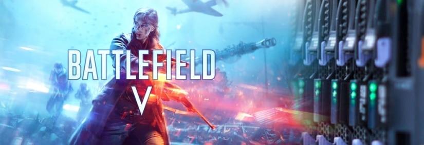 Battlefield V: Informationen zu Gameservern aka Community Games verspäten sich