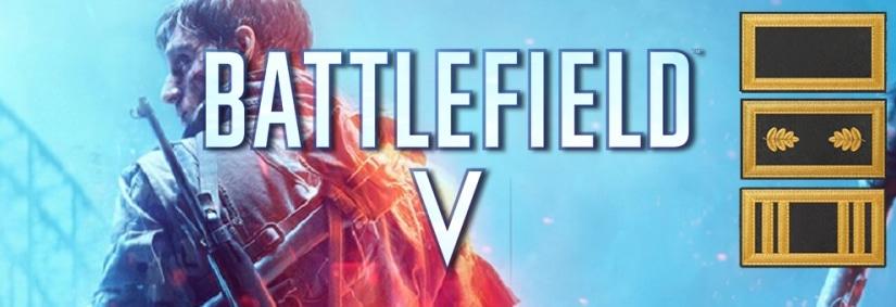 Battlefield V: Community Games könnten wohl möglich doch das Rang-System unterstützen