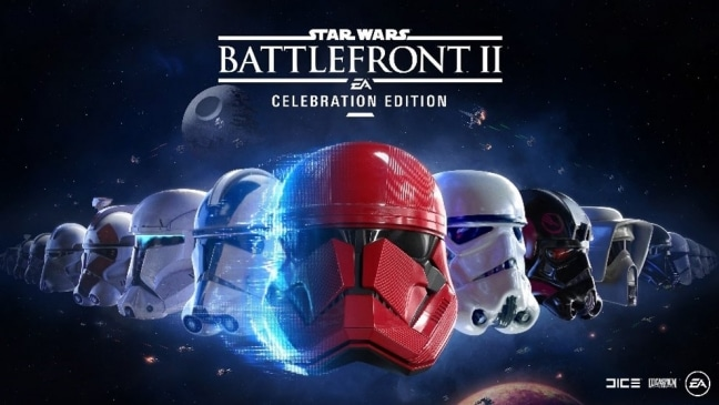 Star Wars Battlefront II: Celebration Edition ab Morgen verfügbar