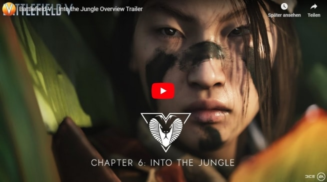 "Morgen Battlefield V: Tides of War Kapitel 6 ""Into the Jungle"" Trailer & Informationen"