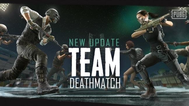 PUBG Arcade – Team Deathmatch kommt ins Spiel