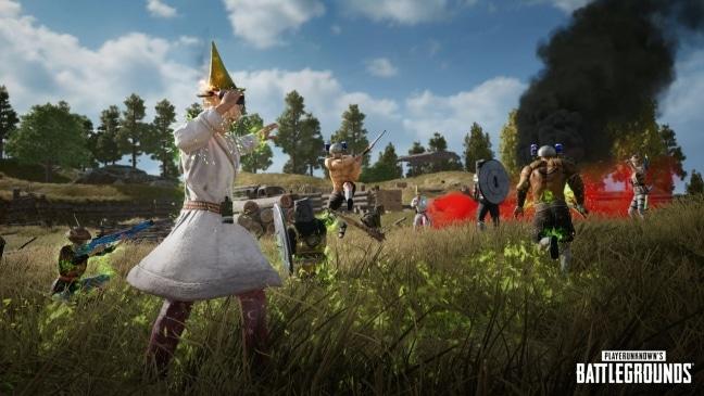 PUBG: Alle Informationen zum Event Modus – Fantasy Battle Royale
