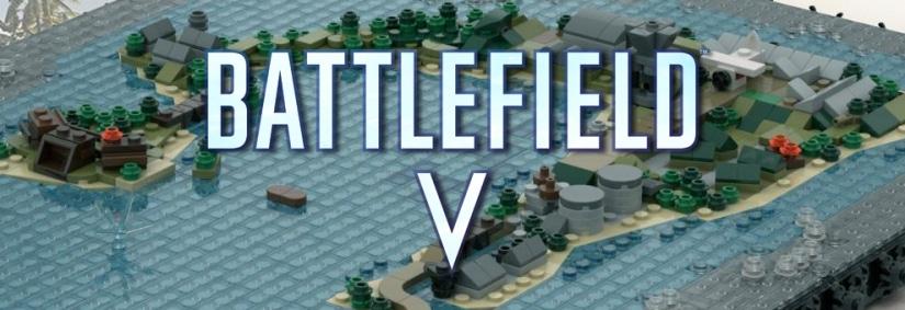 Battlefield V: Fans bauen beliebte Karten mit LEGO Bausteinen nach