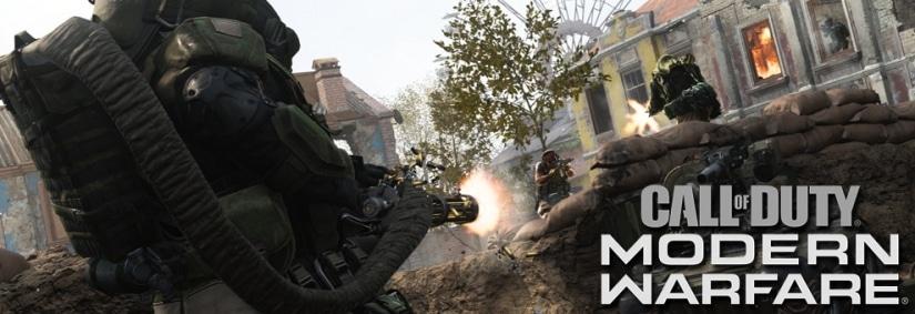 Großes Update für Call of Duty Modern Warfare & Warzone veröffentlicht