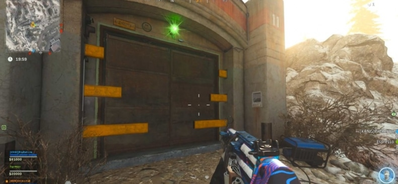 Call of Duty Warzone: Spieler öffnen mysteriösen Bunker 11
