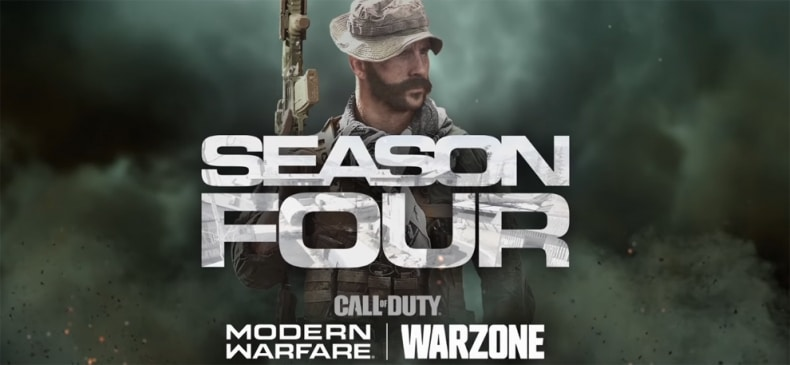 Call of Duty: Modern Warfare – Erster Trailer zu Season 4 veröffentlicht, außerdem Informationen zur neuen Season