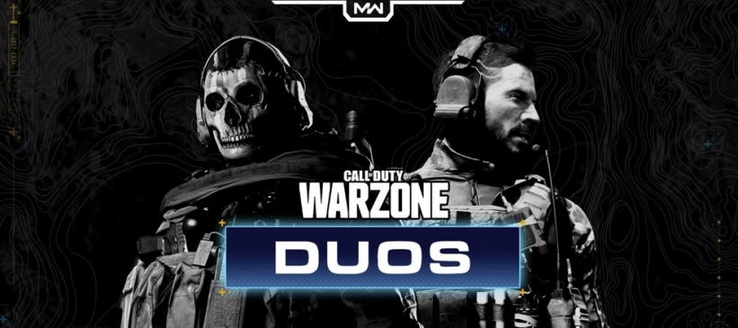 Call of Duty Warzone: Nun endlich mit Duos im Battle Royale Spielmodus