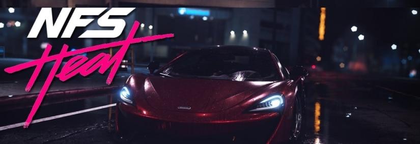 Need for Speed Heat führt Cross-Play ein, Update mit weiteren Features erscheint Morgen