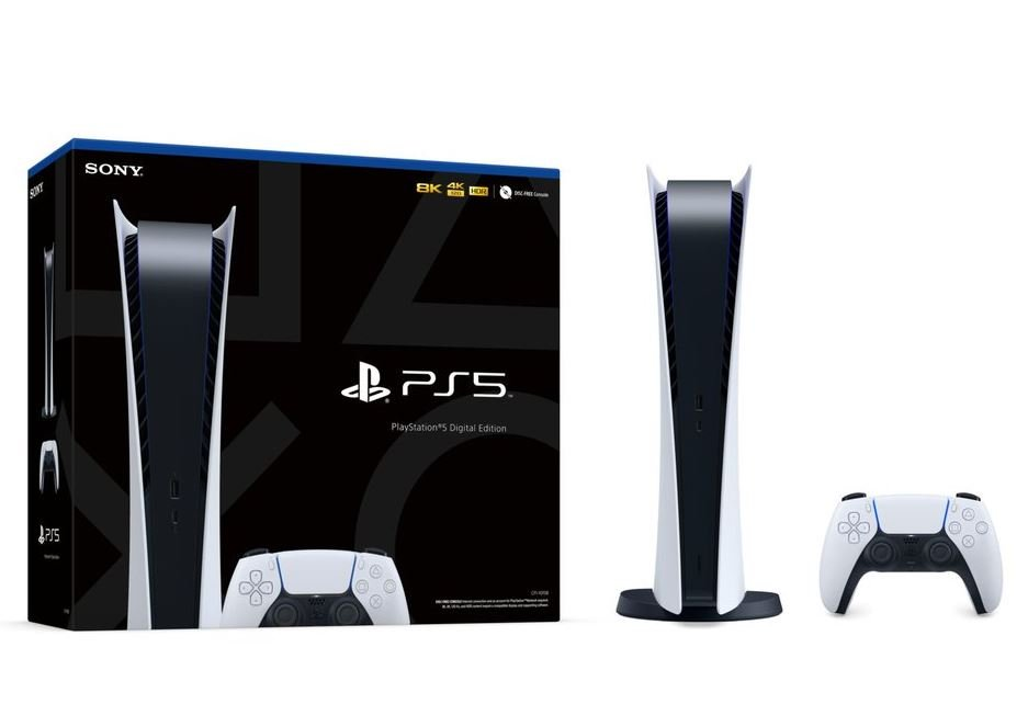 PlayStation 5 - Digital Version