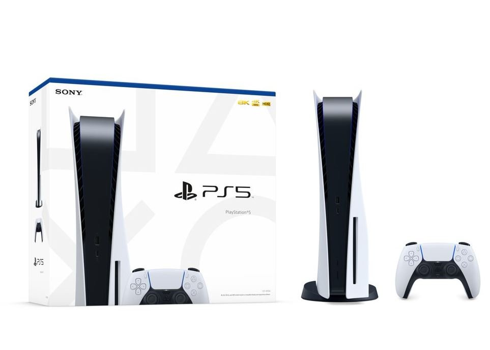 PlayStation 5 - Disc Version